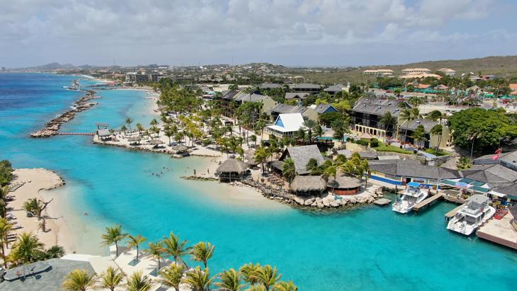 «Bij LionsDive Beach Resort vind je alles op 1 plek»