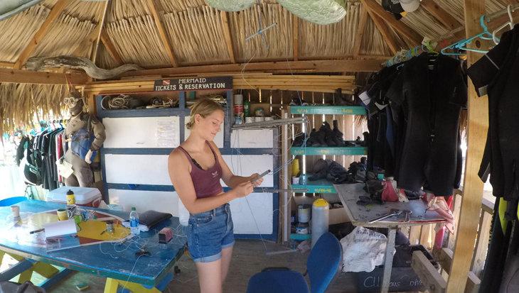 Curious2Dive op Curaçao: «Laid back en rust»