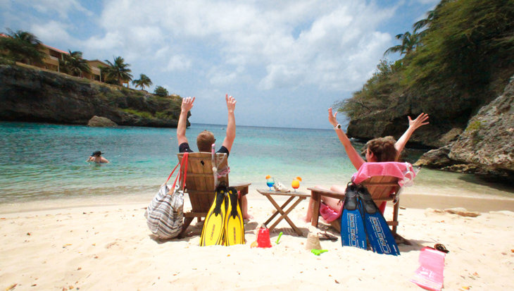 Bahia Apartments & Diving: «Dit is het echte Curaçao»