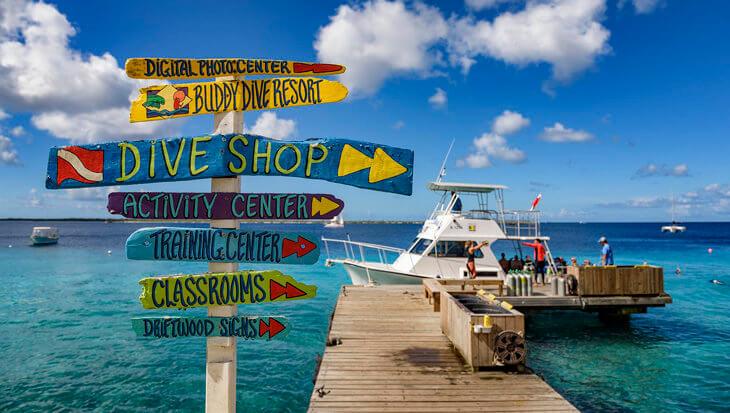 Bonaire heeft code geel, Nederlandse toeristen welkom vanaf 4 november
