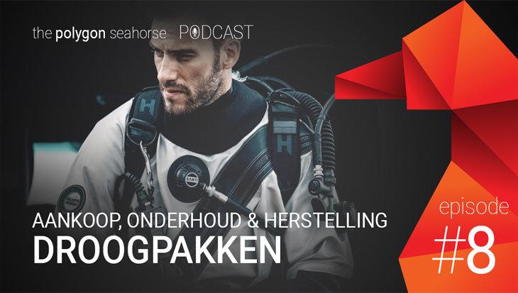 Podcast droogpak kopen, onderhouden & herstellen