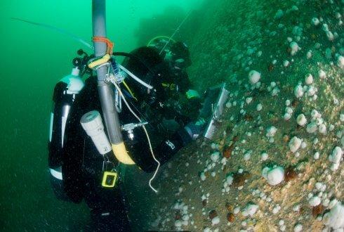 Gasplatform Halfweg: fundering laten staan in de Noordzee?