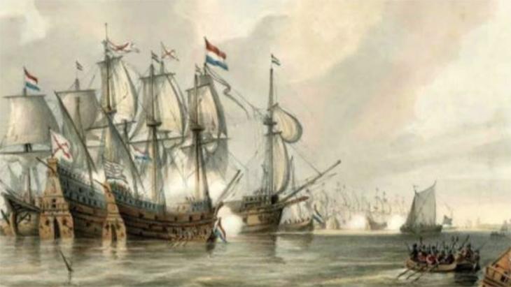 Oevers bij Hoorn liggen bezaaid met scheepswrakken, mogelijk van Spaanse vloot