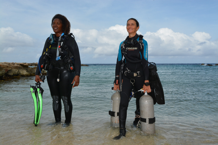 Goby Divers