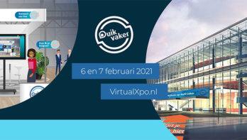 Duikvaker VirtualXpo 2021, bezoek de virtuele beurs gratis