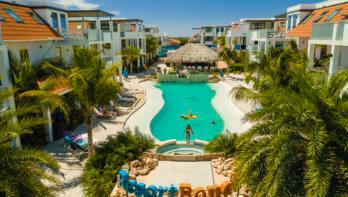 Resort Bonaire is nog piepjong: begin 2020 openden we onze deuren