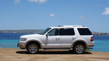 Tropical Carrental Bonaire: «De SUV's beschikken over een plastic container en zijn daardoor minder gevoelig voor diefstal»