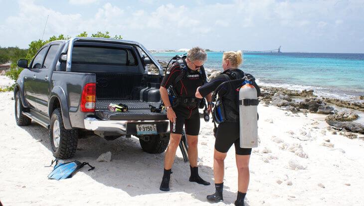7 tips als je een auto huurt op Bonaire