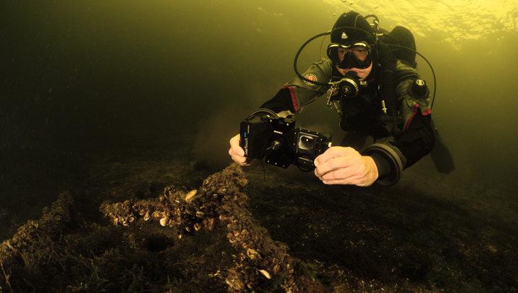 Divevolk SeaTouch 3 Pro: Facebooken tijdens je duik?