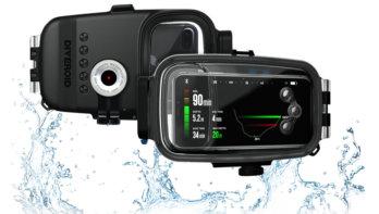 Diveroid, onderwaterhuis voor je smartphone