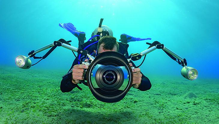 Onderwaterfotografie: Veilig op het rif