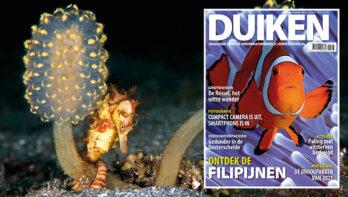 DUIKEN MAART UITGAVE: Ontdek de Filipijnen