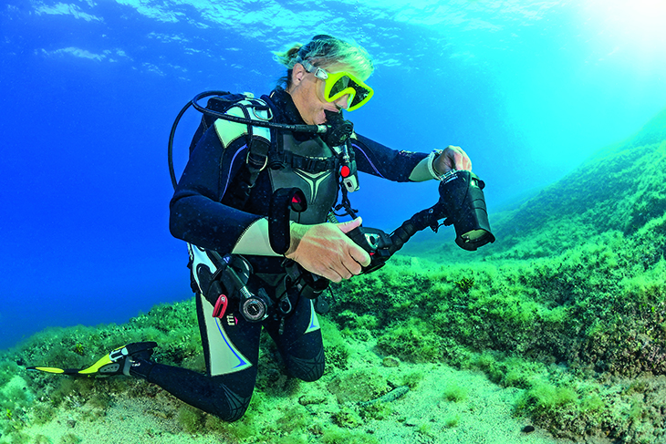 onderwaterfotografie