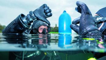 Pijnstillers en duiken gaan niet samen