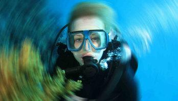 Medicijnen voor depressie en fitheid voor duiken