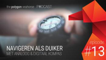Podcast: Navigeren onder water met analoog en digitaal kompas