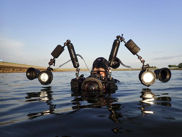 onderwaterfotografie in Zeeland