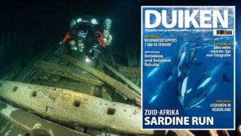 DUIKEN APRIL UITGAVE: Sardine Run
