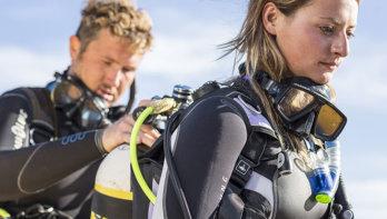 Onderhoud duikuitrusting, de volgende duik voorbereiden