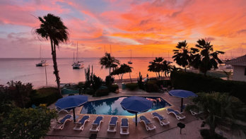 Bonaire Oceanfront Apartments: kleinschalig resort aan zee