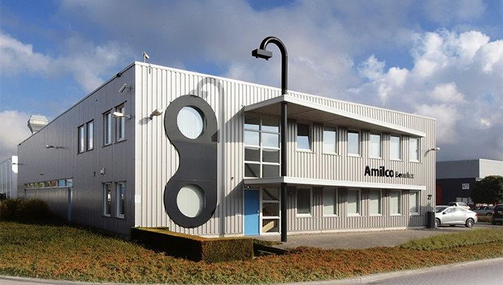 Vacature magazijn medewerker Amilco Benelux BV