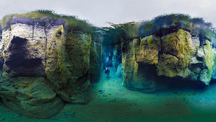 IJslands Strýtan, de enige beduikbare hydrothermische schoorsteen ter wereld