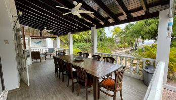 Bonaire Sunset Villa: luxe villa voor 10 personen