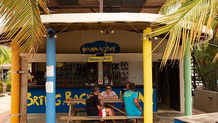 Wannadive Windsock: gloednieuw duikcentrum in zuiden van Bonaire