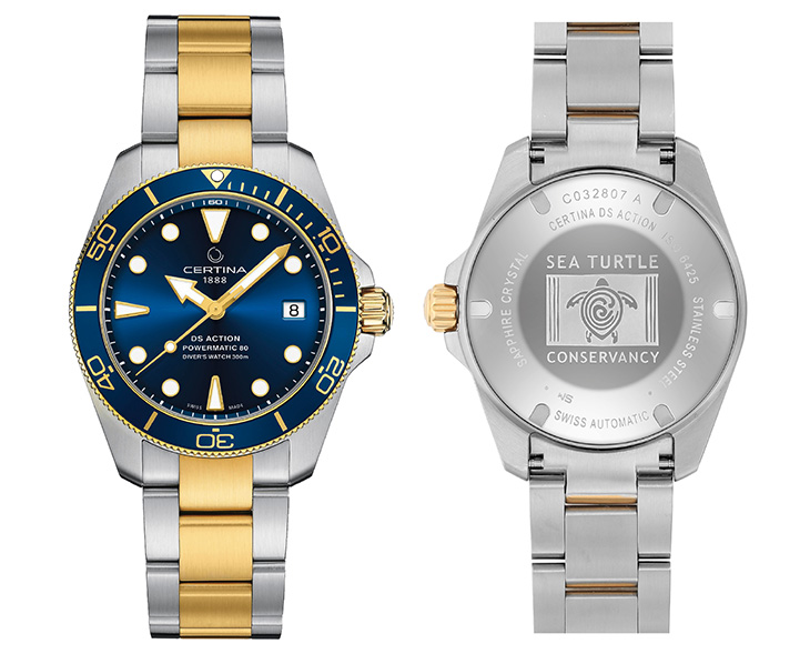 Certina DS Act ion Diver 38 mm