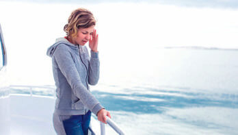 Zeeziekte: wat kun je er tegen doen?