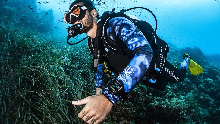 Ideale buddy, de Aqua Lung i330R duikcomputer