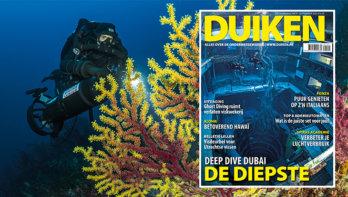 DUIKEN SEPTEMBER: Deep Dive Dubai, de diepste