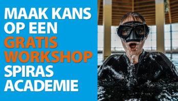 Win! Gratis workshop Spiras Academie in TODI