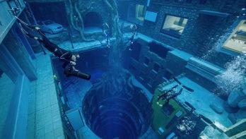 Deep Dive Dubai, diepste zwembad ter wereld