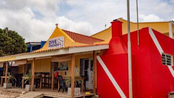 Overal een duikcentrum om de hoek op Bonaire met Dive Friends Bonaire