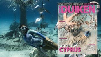 DUIKEN NOVEMBER: Onderwaterbos Cyprus